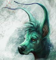 Gelert by Leashe