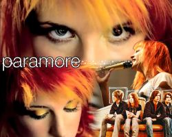 Paramore Desktop Wallpaper by Erameline