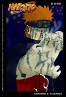 Naruto 436 Peace, Manga cover Page by silver7gin