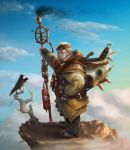 Hodor - Game of Thrones - PostApoc version by Mikeypetrov