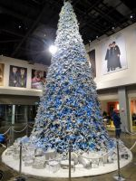 cristmas tree, WB harry potter tour by Sceptre63