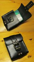 Leather first aid pouch by Durnstaros
