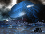 Whale Lord of the Sea by Dys-Crux on deviantART Wailord Size Comparison