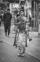 TUNED DOWN GEISHA by UFPhotography