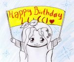 :BIRTHDAY GIFT: 2011 - Happy Birthday Lucci by Elythe