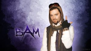 Bam Margera Wallpaper by Dead-Standing-Tree