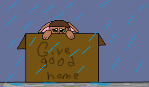 Give good home*d'awwww* by BlazingEmerald