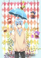:: Kuroko no Basket :: Raining by Linea-Lucifer