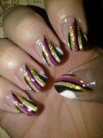 inspired by LOVE4NAILS by pierrettepaola