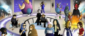Dross Enterprise: Guess who edit by Sea-Snail-Studio