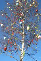 The Tree of Happiness by Peatrit