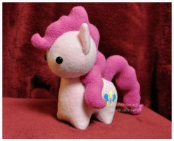 MLP - Itsy-Pony Pinkie Pie Plush by mihoyonagi