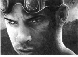 Riddick by 6DeadSpaceOfPencil9