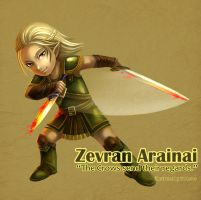 Zevran by uuyly