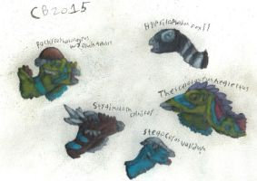TODS: Beasts of the Past 8 by GeneralHelghast