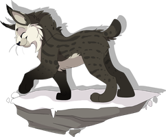Lynxed -AT- by MBPanther