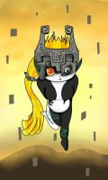 Midna by SuriFox1