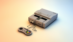 SNES Render V2 by JRhyme