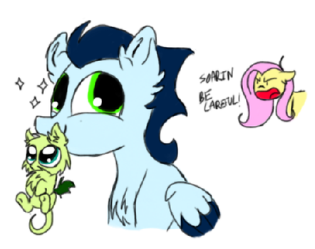 I Made A Thing by DoodletheExpoodle