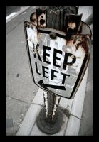 Keep Left... by elario