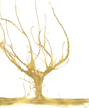 Golden Tree of 2010 by vcnielson