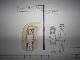 Stuck At Lovers Lane by EvfulxEmu