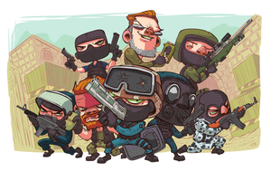 Counter Strike by thurZ