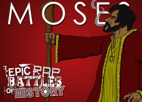 Epic Rap Battles of History Moses by Twinsvega
