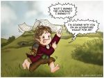 The Hobbit by Isriana