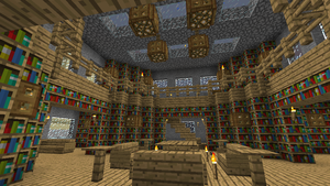 -MC City Library: Inside by Sareth1337