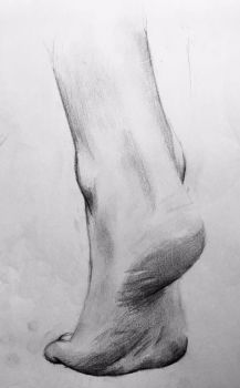 tonal foot by EvilBeanz13