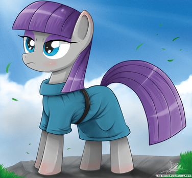 Maud -Profile- by The-Butcher-X