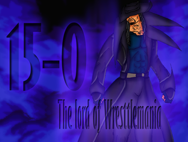 The Lord of Wrestlemania by scrik