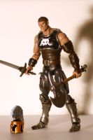 Ares Figure by JasonCasteel