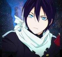 Yato Photo Edit by shotachii