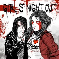 Girls Night Out by FannyNW