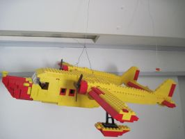 Lego Talespin L-16 by Deorse