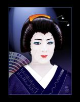Geisha Color by sssowers
