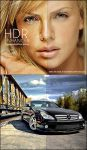 HDR Enhancer - Photoshop Actions by VectorMediaGR