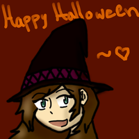 Happy Halloween by Heddah