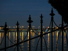 Wrought Iron Night by xlost-in-realityx