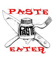 Paste Eater by BassZombie