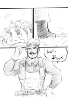 Here we Go MARIO by freedomthai
