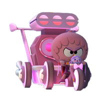 Rita's Overpowered... Tricycle? by fruztal