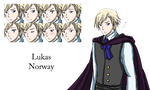 [Faceset Drawn] - Lukas by Hebigami-Okami-77