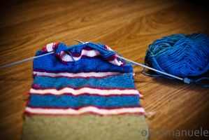 knit your dream - Day 72 - 13/03/13 by oEmmanuele