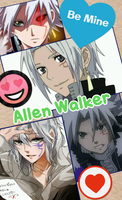 Allen Walker by sakura1920