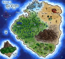 Rakuyo map by Tedstill