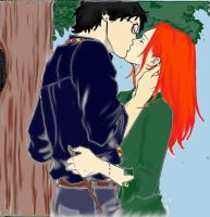 Harry and Ginny by lisloveslife