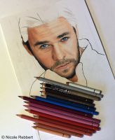 Chris Hemsworth WIP by Quelchii